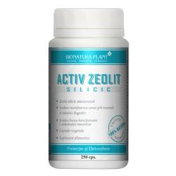 Activ Zeolit Silicic - 250 cps - Bionatura Plus