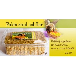 Polen crud poliflor BIO 500g
