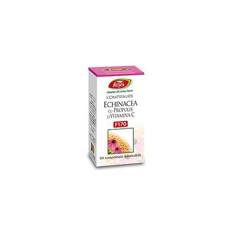 Echinacea Propolis + Vitamina C 60cpr