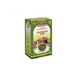 Ceai afin, frunze