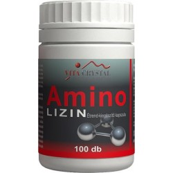 Amino Lizin 100 cps - Vita Crystal