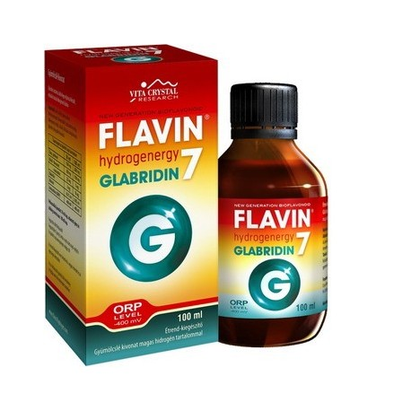 Flavin 7 Glabridin (16x100ml) - Vita Crystal