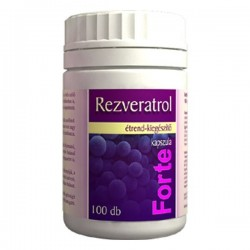 Resveratrol Forte 100cps - Vita Crystal