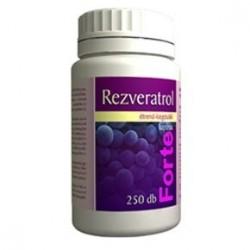 Resveratrol Forte 250cps - Vita Crystal