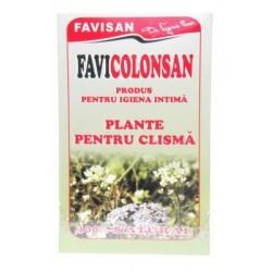 FAVICOLONSAN ceai pentru clisma - Favisan