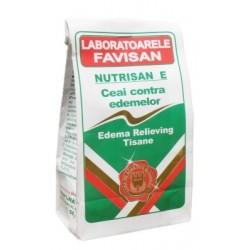 Nutrisan E - ceai pentru edeme - Favisan