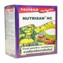 Nutrisan HC - ceai hipocolesterolemiant - Favisan