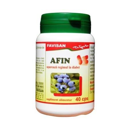 AFIN 40cps - Favisan