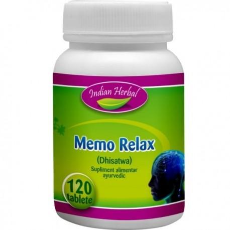 Memo Relax 120 tb - Indian Herbal