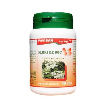 FLORI DE SOC 40cps - Favisan