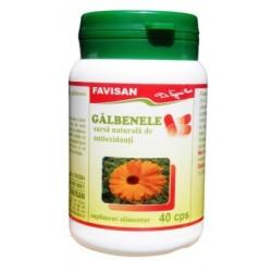 GALBENELE 40cps - Favisan