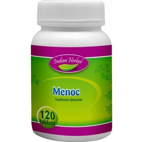Menoc 120 tb - Indian Herbal