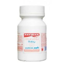 FAVIDERM BABY PUDRA CU PROPOLIS 100ml - Favisan