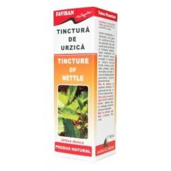 TINCTURA URZICA 50ml - Favisan