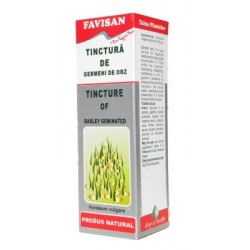 TINCTURA GERMENI ORZ 50ml - Favisan