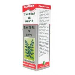 TINCTURA MENTA 50ml - Favisan