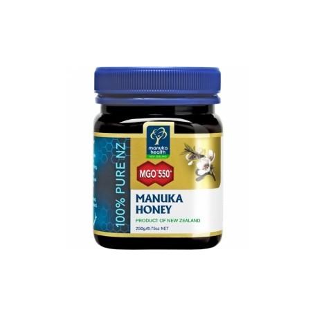 Miere Manuka MGO550+ (UMF25+) 500g - Apiland