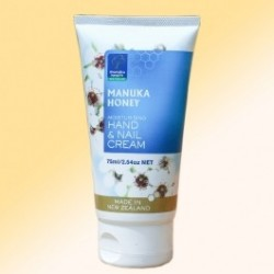 Crema de maini si unghii Manuka Honey