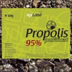 Propolis purificat 95% 10g - Apiland
