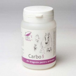 Carbo - VET x 60 capsule - Pro Natura