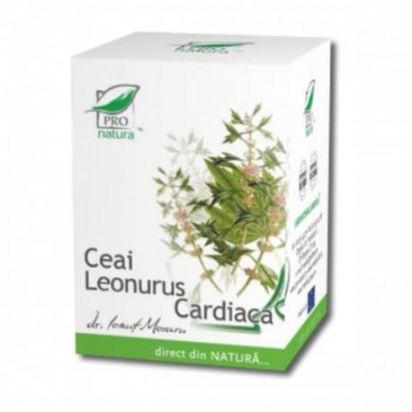 Ceai Leonurus Cardiaca x 20 doze - Pro Natura