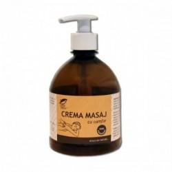 Crema de Masaj cu Camfor x 500g - Pro Natura
