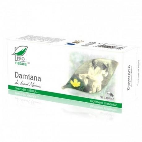 DAMIANA  30CPS - Pro Natura