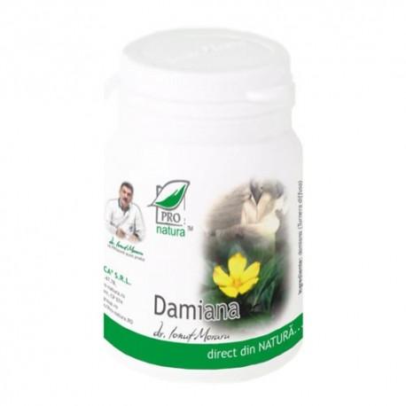 DAMIANA  60CPS - Pro Natura