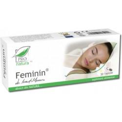 FEMININ 30CPS - Pro Natura