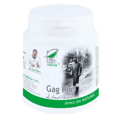 Gag Plus x 150 capsule - Pro Natura