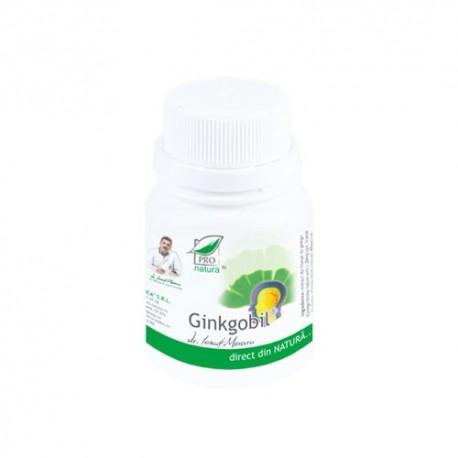 Ginkgobil x 30 capsule - Pro Natura