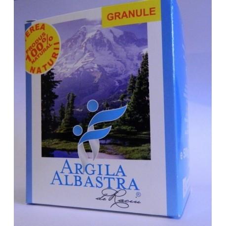 Argila albastra de Raciu
