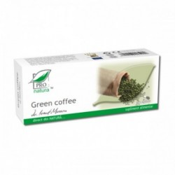 GREEN COFFEE 300MG 30CPS - Pro Natura