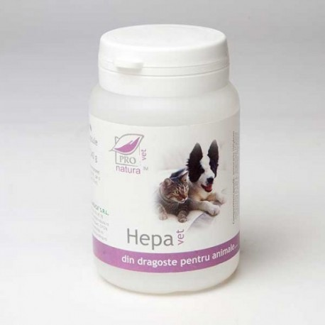Hepa - VET x 60 capsule - Pro Natura