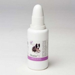 Otolin - VET x 6 flacoane cu 15 ml - Pro Natura