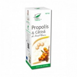 Propolis & Catina x 50 ml spray - Pro Natura