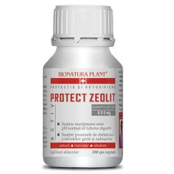 Activ Protect Zeolit - 250 capsule- Bionatura