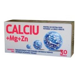 Calciu Mg Zn - Biofarm