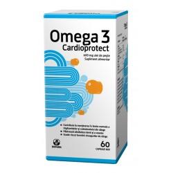 Omega3 cardioprotect - 60cps - Biofarm