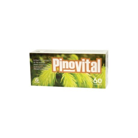 Pinovital 30cpr - Biofarm