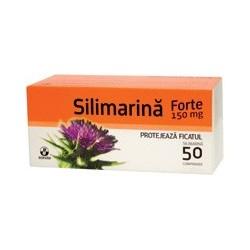 Silimarina Forte 50cpr - Biofarm