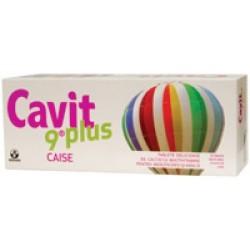 Cavit 9plus caise - 20 tb -Biofarm