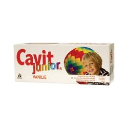 Cavit Junior vanilie - Biofarm