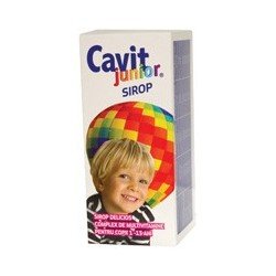 Cavit Junior Sirop 100ml - Biofarm