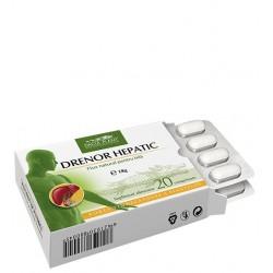 Drenor hepatic 20cpr - Dacia Plant