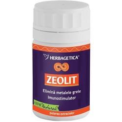Zeolit - Herbagetica 30 cps