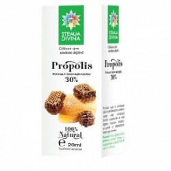 Tinctura de Propolis Apicol 30% - Steaua Divina