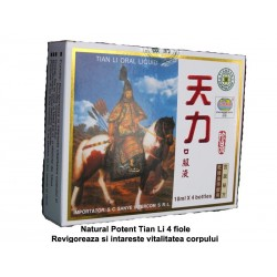 Natural Potent Tian Li - L&L Advancedmed – 4 fiole