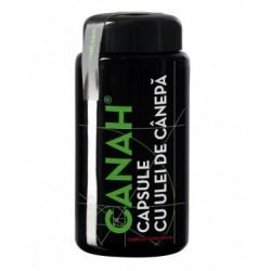 Ulei de canepa Canah  - 84 capsule