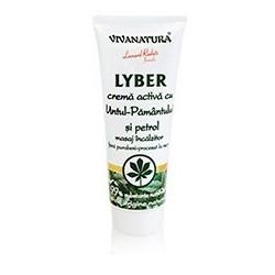 Crema pentru masaj încălzitor - Lyber - VivaNatura